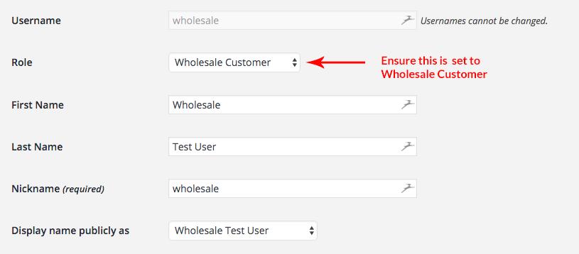Wholesale Test User