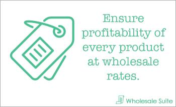 Wholesale Per Product Minimums