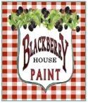Blackberry House Paint