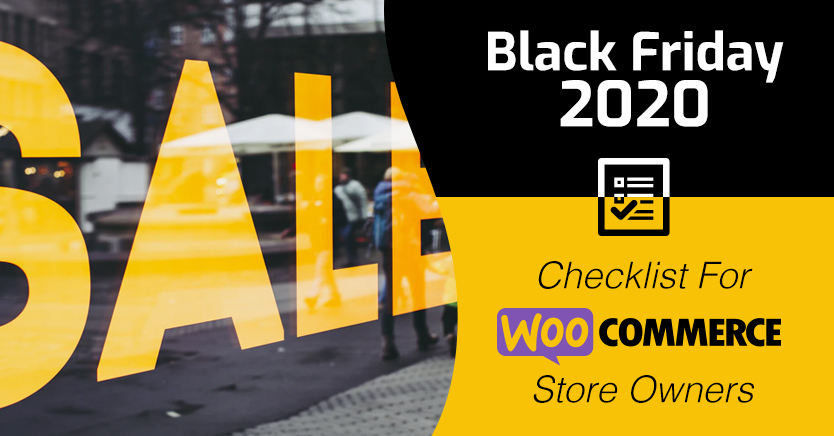 Black Friday Checklist WooCommerce Stores