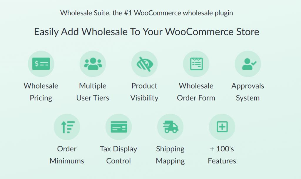 B2B wholesale e-commerce plugin suite for WooCommerce