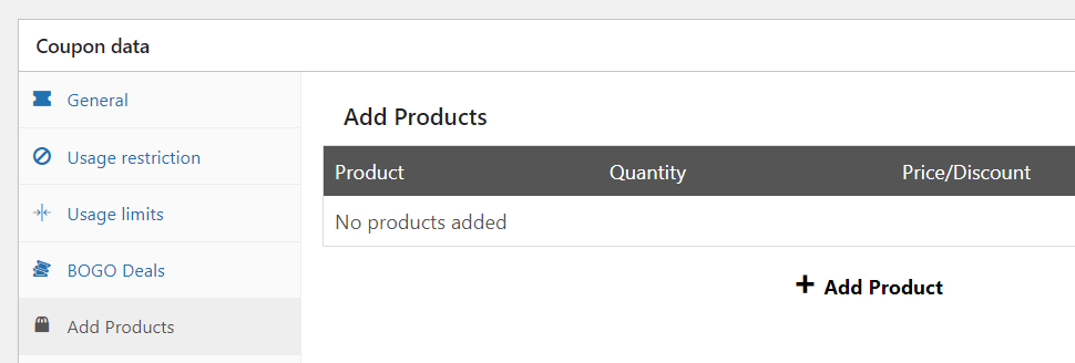 Adding a WooCommerce free gift product using a coupon