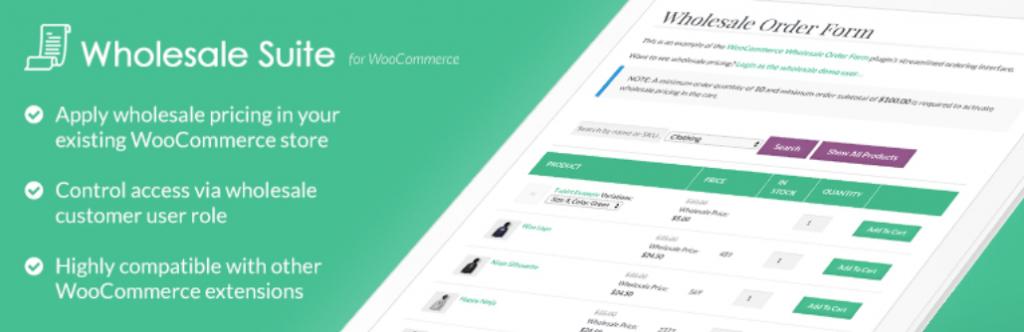 WooCommerce distributor plugin